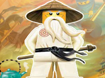 Ninjago Spinjutsu Game