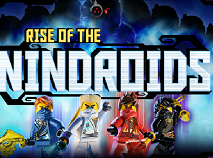 Ninjago Rise of the Ninroids