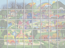 Noddy in Toyland Sort My Tiles