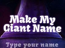 Numele Tau de Urias