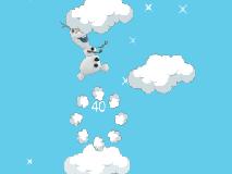 Olaf Jumping