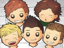 One Direction Test de Dragoste