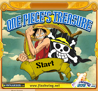 One Piece's Treasure Map