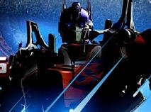 Optimus Prime Lupta