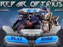 Optimus Prime de Reparat