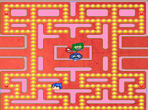 Joy Plays Pacman