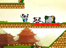 Panda de Foc si Panda de Apa
