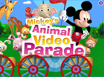 Mickey's Animal Video Parade