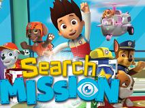 Paw Patrol Search Mission