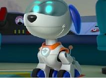 Paw Patrol Cainele Robot Puzzle