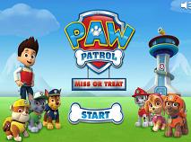 Paw Patrol Mancare pentru Catei
