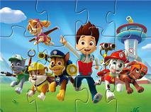 Paw Patrol Puzzle 2