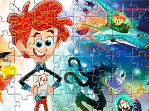 Penn Zero in Spatiu Puzzle