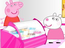 Peppa Ice Cream Shop
