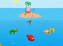 Peppa Fishing Day