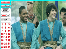 Pair of Kings Hidden Numbers