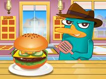 Perry Gateste Hamburger