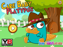 Care Baby Platypus