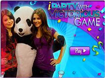 Petrecere cu Victoria si iCarly