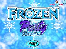 Petrecerea Frozen