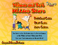 Phineas and Ferb : Find the Stars