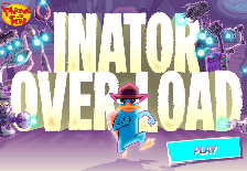 Phineas and Ferb: Inator Overload