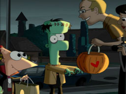 Phineas and Ferb 6 Diff