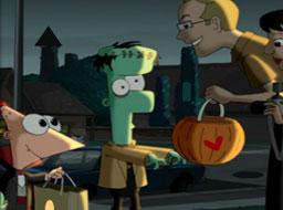 Phineas si Ferb 6 Diferente
