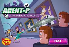 Phineas si Ferb: Agentul P - Razbunarea ornitorincului