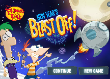 Phineas and Ferb: New Year's Blast Off