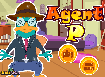 Phineas and Ferb: Agent P Dress Up