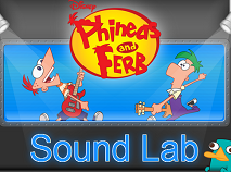 Phineas and Ferb Sound Lab
