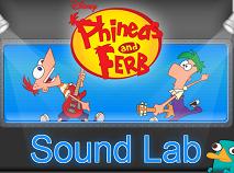 Phineas si Ferb Laboratorul Sunetelor