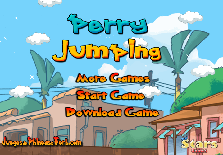 Phineas and Ferb: Perry Jumping