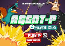 Phineas si Ferb: Perry pe Insula Comorii