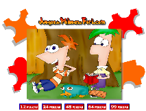 Puzzle Phineas si Ferb