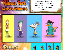 Phineas and Ferb : Remember Colours