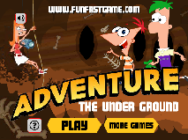Phineas and Ferb: Underworld Adventure