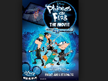 Phineas and Ferb the Dimension of Doooom