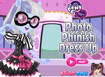 Photo Phinish Dress Up