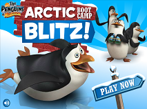 The Penguins of Madagascar Arctic Blitz