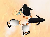 Pinguinii din Madagascar Aterizarea