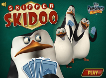 Penguins of Madagascar Skipper Skidoo