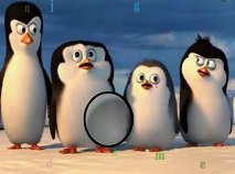 Penguins Of Madagascar Hidden Letters