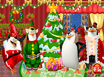 Penguins of Madagascar Christmas