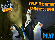 Treasures of the Golden Squirrel
