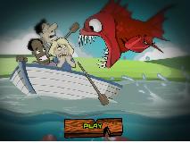 Piranha Pestele Ucigas Insula Pierduta