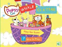 Pisica Poppy si Balena Mancacioasa