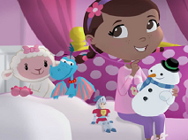 Doc McStuffins and  Her Friends Puzzle