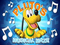 Pluto's Muzical Maze